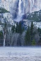 Foggy morning before sunrise 11098080629| 写真素材・ストックフォト・画像・イラスト素材|アマナイメージズ