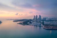 Singapore Harbour 11098080673| 写真素材・ストックフォト・画像・イラスト素材|アマナイメージズ
