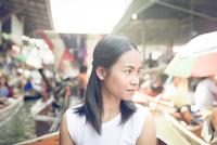 floating market 11098080899| 写真素材・ストックフォト・画像・イラスト素材|アマナイメージズ
