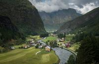 Fjord Living 11098081011| 写真素材・ストックフォト・画像・イラスト素材|アマナイメージズ