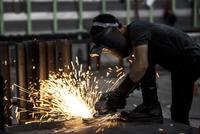 Worker 11098081502  写真素材・ストックフォト・画像・イラスト素材 アマナイメージズ