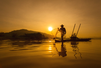 Fisherman in Thailand