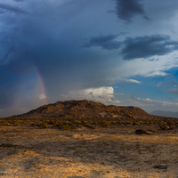 Mojave Storm