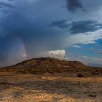 Mojave Storm 11098082143| 写真素材・ストックフォト・画像・イラスト素材|アマナイメージズ