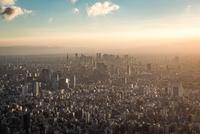 Shinjuku from T?ky? Sky Tree 11098082305| 写真素材・ストックフォト・画像・イラスト素材|アマナイメージズ