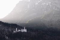 Neuschwanstein Castle 11098082517  写真素材・ストックフォト・画像・イラスト素材 アマナイメージズ