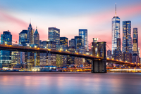 Financial District 11098082537| 写真素材・ストックフォト・画像・イラスト素材|アマナイメージズ