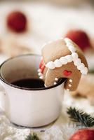Mini gingerbread house 11098082578| 写真素材・ストックフォト・画像・イラスト素材|アマナイメージズ