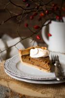 Pumpkin pie 11098082626| 写真素材・ストックフォト・画像・イラスト素材|アマナイメージズ
