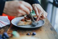Winter Comfort Food: Lamb Bourguignon 11098082757| 写真素材・ストックフォト・画像・イラスト素材|アマナイメージズ