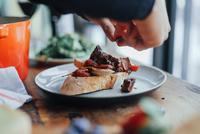 Winter Comfort Food: Lamb Bourguignon 11098082758| 写真素材・ストックフォト・画像・イラスト素材|アマナイメージズ