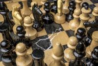 Chess King is dead, long live The King! 11098084787  写真素材・ストックフォト・画像・イラスト素材 アマナイメージズ