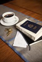 Passport 11100012458| 写真素材・ストックフォト・画像・イラスト素材|アマナイメージズ