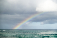 View of rainbow, 11100025995| 写真素材・ストックフォト・画像・イラスト素材|アマナイメージズ