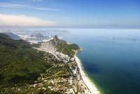 High angle view of Rio de Janeiro