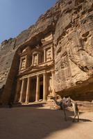 Camel by Khaznet in Petra