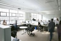 Business people working at office 11100061849| 写真素材・ストックフォト・画像・イラスト素材|アマナイメージズ