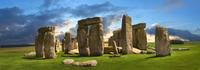 Stonehenge, Neolithic ancient standing stone circle 11102000021| 写真素材・ストックフォト・画像・イラスト素材|アマナイメージズ