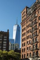 One World Trade Center, Manhattan, New York City, New York 11102000476| 写真素材・ストックフォト・画像・イラスト素材|アマナイメージズ