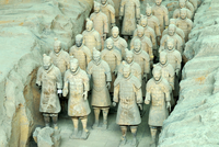 Terracotta Army, Hall 1, Mausoleum of the First Qin