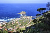 The north coast of Madeira Island, Porto Maniz, Madeira