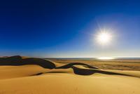 Dunes of the Namib Desert, dune belt, Langstrand, also Long 11102000941| 写真素材・ストックフォト・画像・イラスト素材|アマナイメージズ