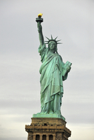 Statue of Liberty, Liberty Island, New York City, New York