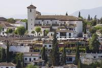 Church of San Nicolas, Old City, Granada, Andalucia