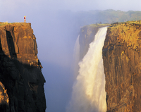 Victoria Falls, Zimbabwe 11104002997| 写真素材・ストックフォト・画像・イラスト素材|アマナイメージズ
