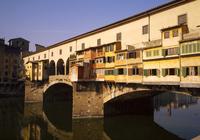 The Ponte Vecchio Bridge, Florence, Tuscany