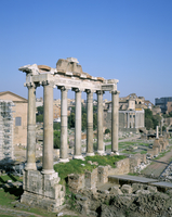 The Forum, Rome, Lazio