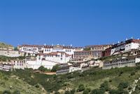 Ganden Monastery, near Lhasa, Tibet