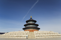 The Hall of Prayer for Good Harvests, The Temple of Heaven, Beijing