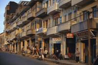Street scene, Dalat, Central Highlands, Vietnam, Indochina, Southeast Asia 11104009933| 写真素材・ストックフォト・画像・イラスト素材|アマナイメージズ