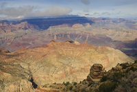 Grand Canyon from Navajo Point, Grand Canyon National Park,  Arizona'