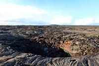 ハワイ島 キラウエア火山 ムリワイ・ア・ペレ溶岩流 28021000401| 写真素材・ストックフォト・画像・イラスト素材|アマナイメージズ