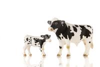 牛のミニチュア