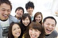 日本人大学生ポートレート