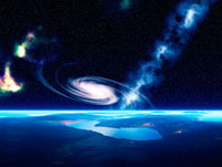 銀河と宇宙 28059000429| 写真素材・ストックフォト・画像・イラスト素材|アマナイメージズ