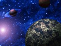 宇宙イメージ(CG) 28131000297| 写真素材・ストックフォト・画像・イラスト素材|アマナイメージズ