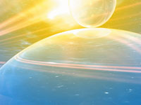 宇宙イメージ(CG) 28131000750| 写真素材・ストックフォト・画像・イラスト素材|アマナイメージズ