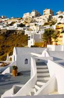 ギリシャの町並み
