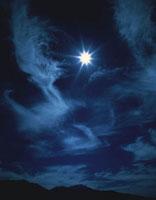 絹雲と太陽