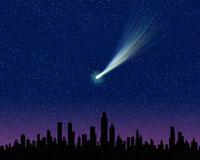 彗星 28144055248| 写真素材・ストックフォト・画像・イラスト素材|アマナイメージズ