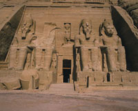 アブシンベル大神殿