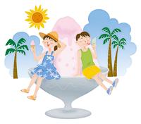 夏イメージ 28144080117| 写真素材・ストックフォト・画像・イラスト素材|アマナイメージズ