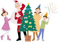 クリスマス 28144080171| 写真素材・ストックフォト・画像・イラスト素材|アマナイメージズ
