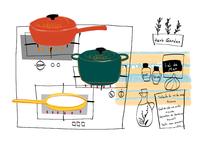 キッチン 28144081134| 写真素材・ストックフォト・画像・イラスト素材|アマナイメージズ