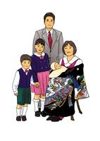 家族 28144091921| 写真素材・ストックフォト・画像・イラスト素材|アマナイメージズ