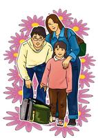 親子 28144091946| 写真素材・ストックフォト・画像・イラスト素材|アマナイメージズ